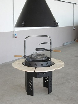 6 eck grillkota nh 9 2 mit saunaanbau naturhaus vertriebs gmbh. Black Bedroom Furniture Sets. Home Design Ideas